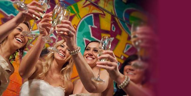 Skyway Event Center wedding Minnesota