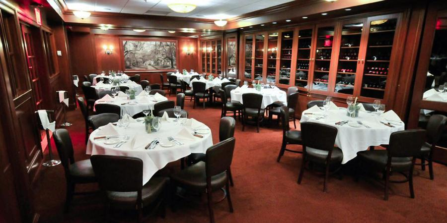Dickie Brennan's Steakhouse wedding New Orleans