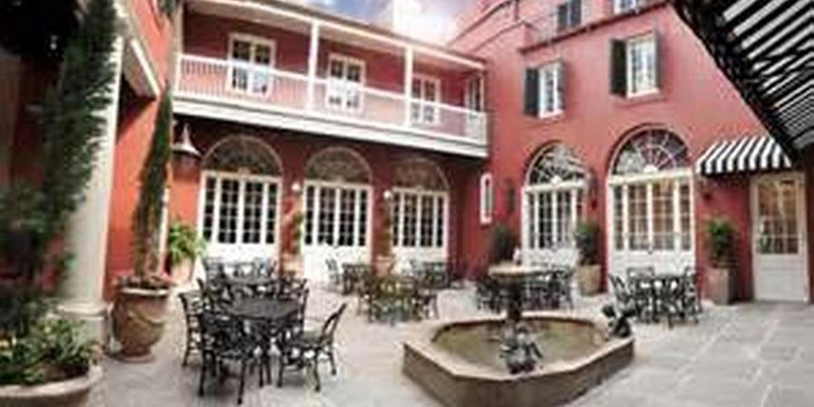 Dickie Brennan's Tableau wedding New Orleans