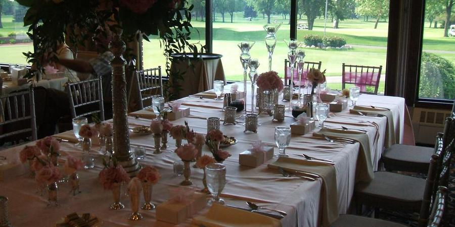 Spring Meadows Country Club wedding Detroit