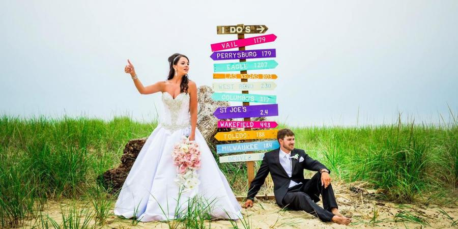 Shadowland on Silver Beach wedding Kalamazoo
