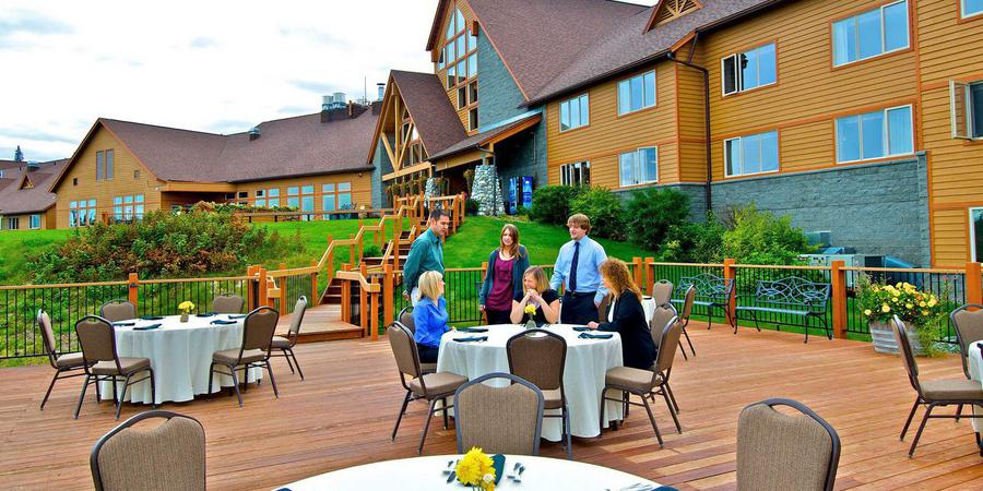 Talkeetna Alaskan Lodge wedding Alaska