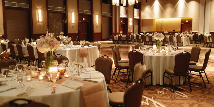 AT&T Hotel and Conference Center wedding Austin