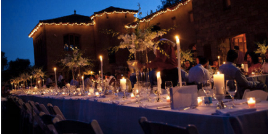 Casa Rondena Winery wedding New Mexico