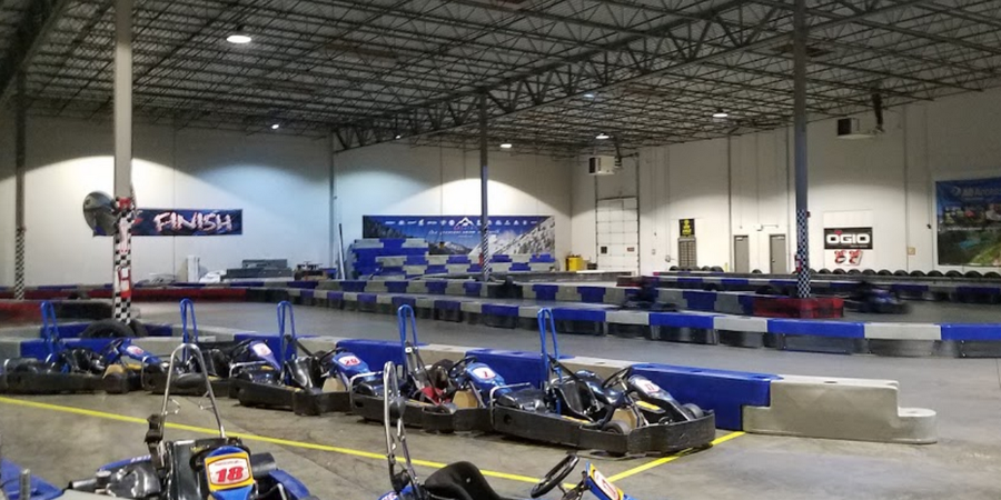 FastKart Indoor Speedway- Salt Lake City wedding Salt Lake City