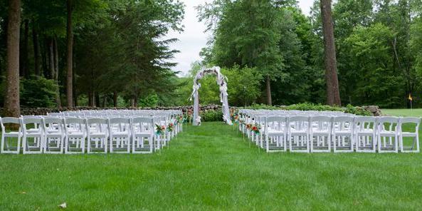 Winding Hills Golf Club wedding Westchester/Hudson Valley