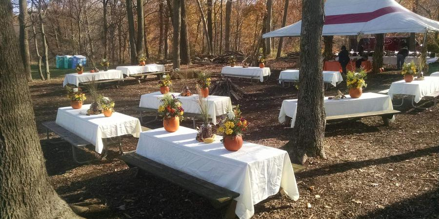 Ramsey's Farm wedding Delaware