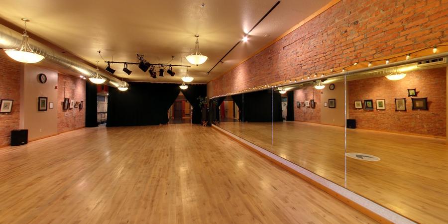 Downtown Dance Collective wedding Montana