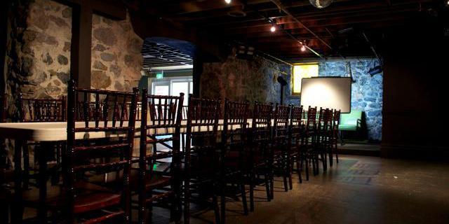 The Underground Social Hall wedding Salt Lake City