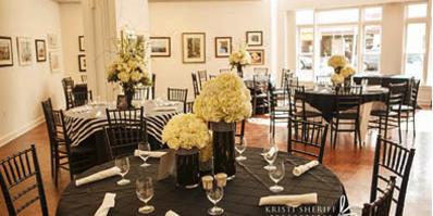 Willard Arts Center wedding Idaho