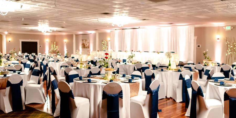 The Florian Event Venue wedding Milwaukee