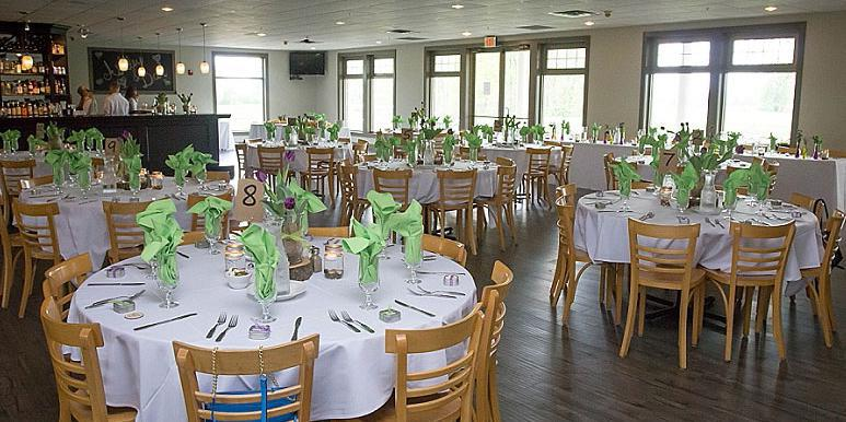 Quail Ridge Golf Club wedding Grand Rapids