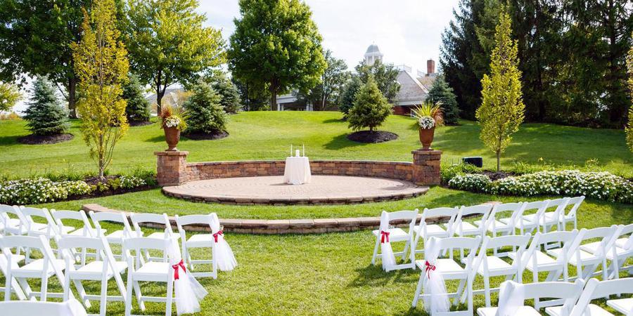 Wedgewood Golf & Country Club wedding Columbus
