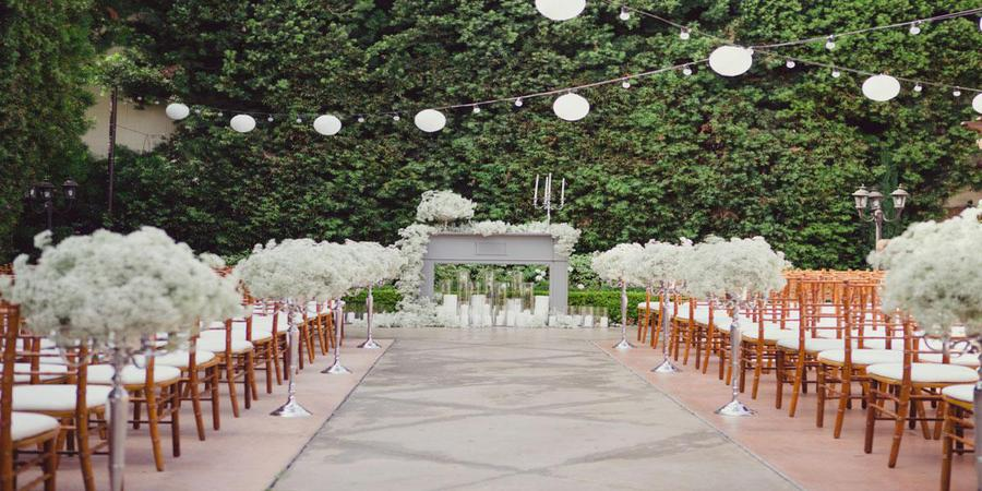 Franciscan Gardens wedding Orange County