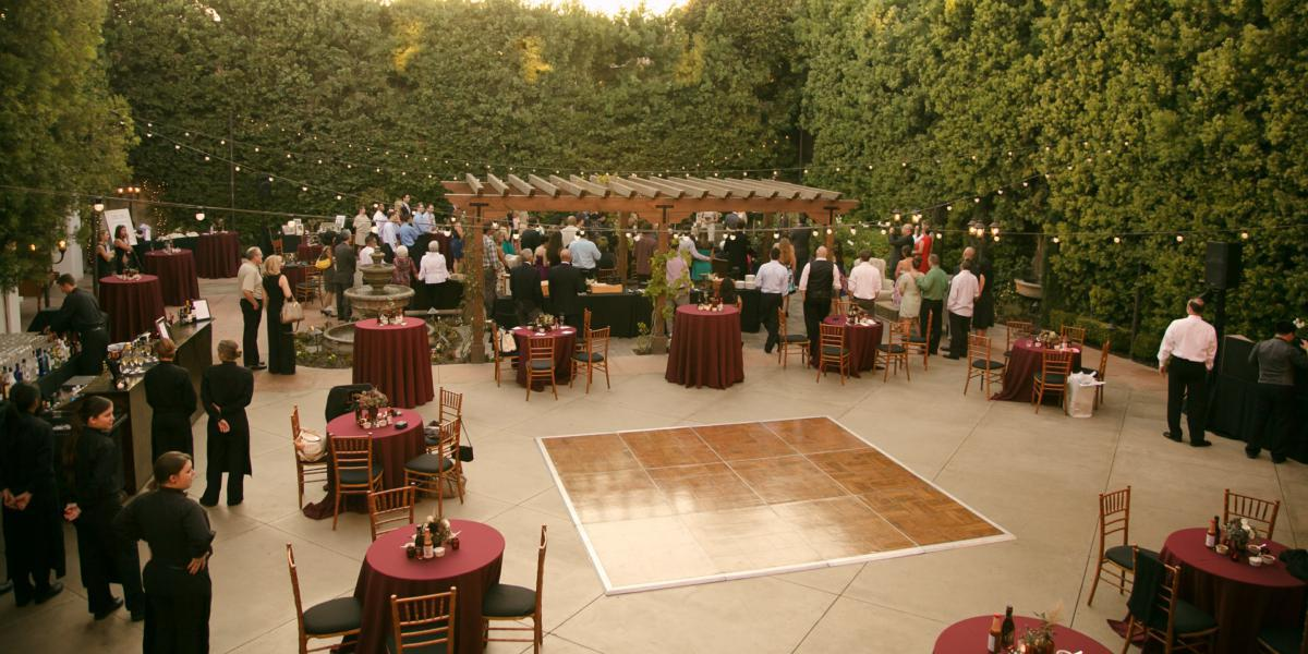 Franciscan Gardens Venue San Juan Capistrano Price It Out