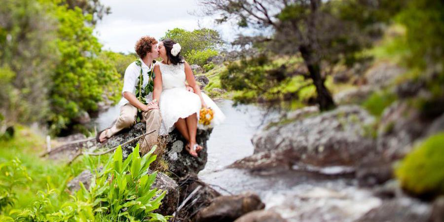 Anna Ranch Heritage Center wedding Hawaii (Big Island)