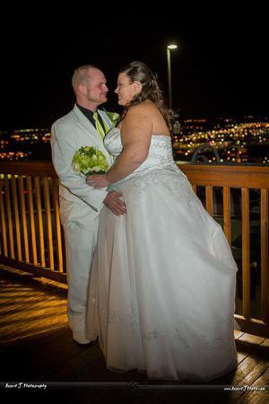 Liberty Mountain Snowflex Centre wedding Southwest Virginia