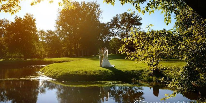 Brookshire Inn & Golf Club wedding Lansing