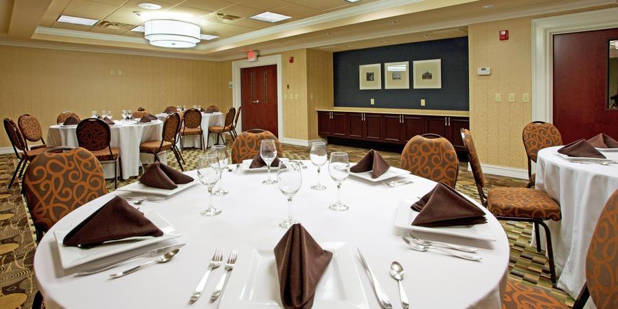 Holiday Inn Anderson wedding Greenville