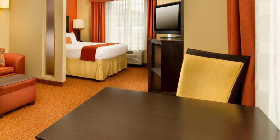 Holiday Inn Express Suites Chattanooga Downtown wedding Chattanooga