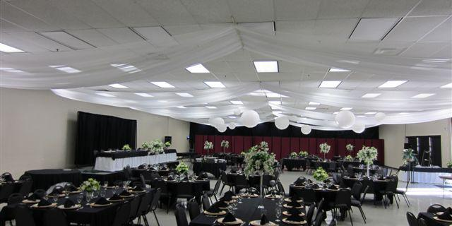 Euclid Room wedding Des Moines