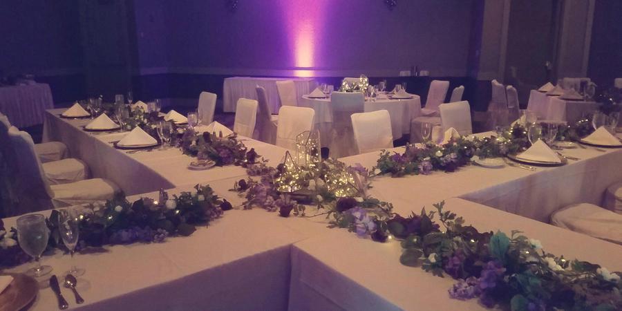 Crowne Plaza Columbus-Dublin wedding Columbus