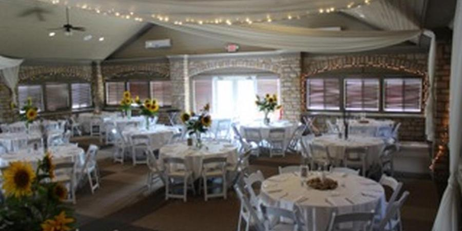 Glenross Golf Club wedding Columbus