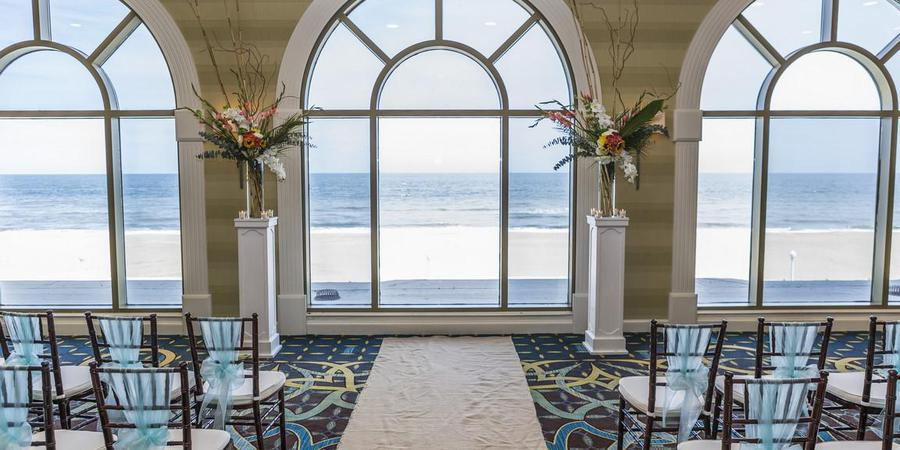 The Sheraton Virginia Beach Oceanfront Hotel wedding Virginia Beach