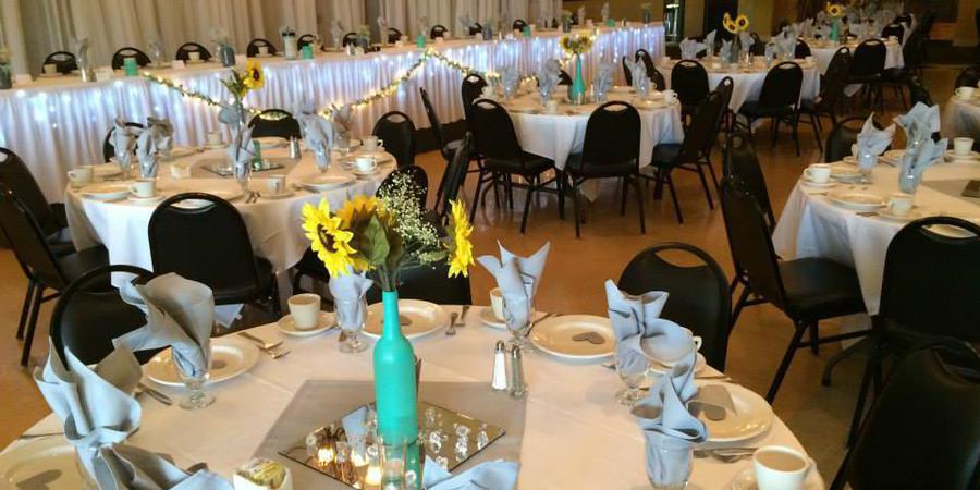 The Grand Meridian wedding Green Bay