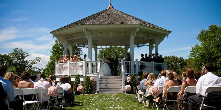 Heritage Hill State Historical Park wedding Green Bay