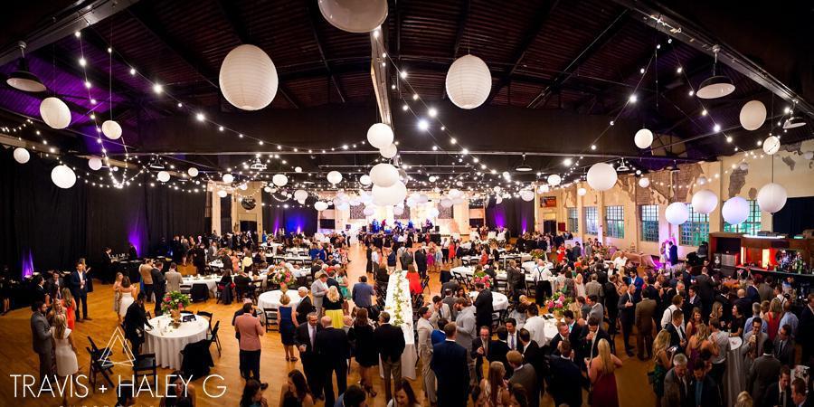 OKC Farmers Public Market wedding Oklahoma City