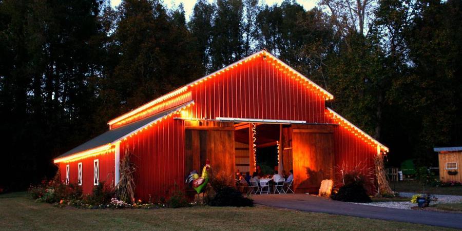 Hampton Road Farms Events wedding Greenville