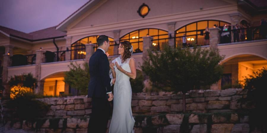 The Legend at Bergamont wedding Madison