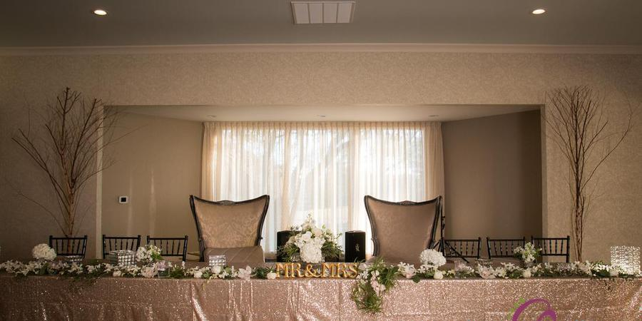 Statesville Country Club wedding Charlotte