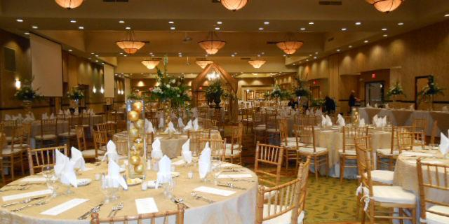 The BancorpSouth Arena and Conference Center wedding Mississippi