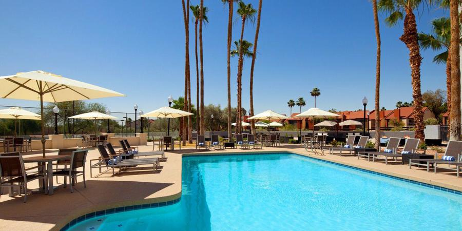 Four Points by Sheraton Phoenix South wedding Phoenix/Scottsdale