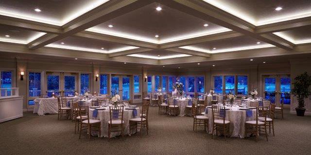 Abenaqui Country Club wedding Merrimack