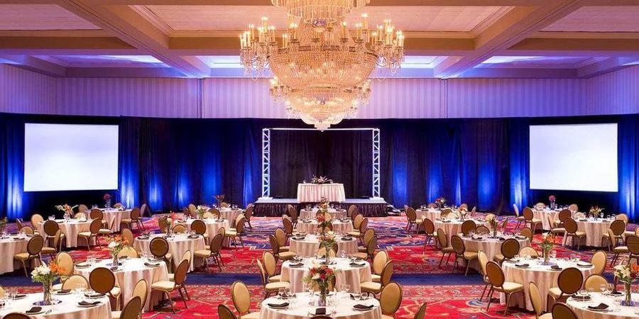 Radisson Hotel Baltimore Downtown - Inner Harbor wedding Baltimore