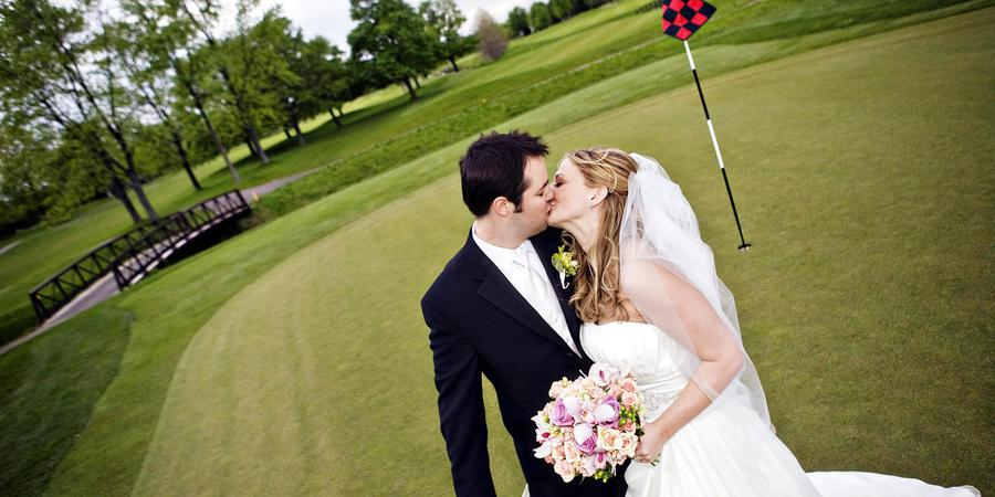 Arboretum Club wedding Chicago
