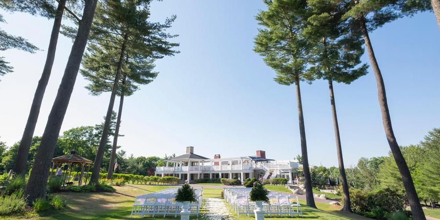 Shaker Hills Country Club wedding Boston