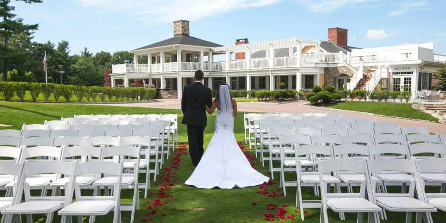 Shaker Hills Country Club wedding Boston