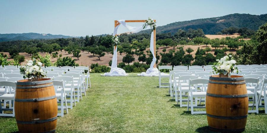 Opolo Vineyards wedding Central Coast