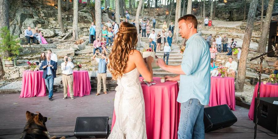 The Lodges At Eagles Nest wedding Winston-Salem/Mountains