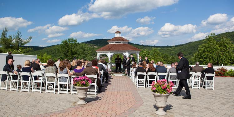 The Views At Mount Fuji wedding Westchester/Hudson Valley