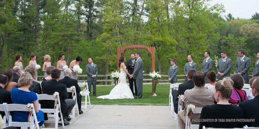 Wilderness Hotel & Golf Resort wedding Madison