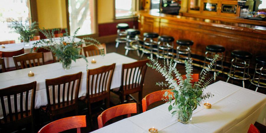 Sweeney's Saloon wedding Minnesota