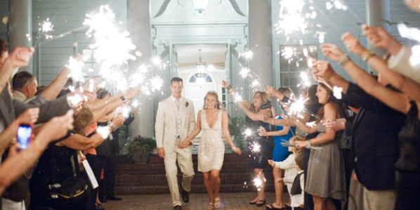 The Flame Catering and Banquet Center wedding Outer Banks