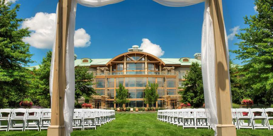 Turning Stone Resort Casino wedding Finger Lakes