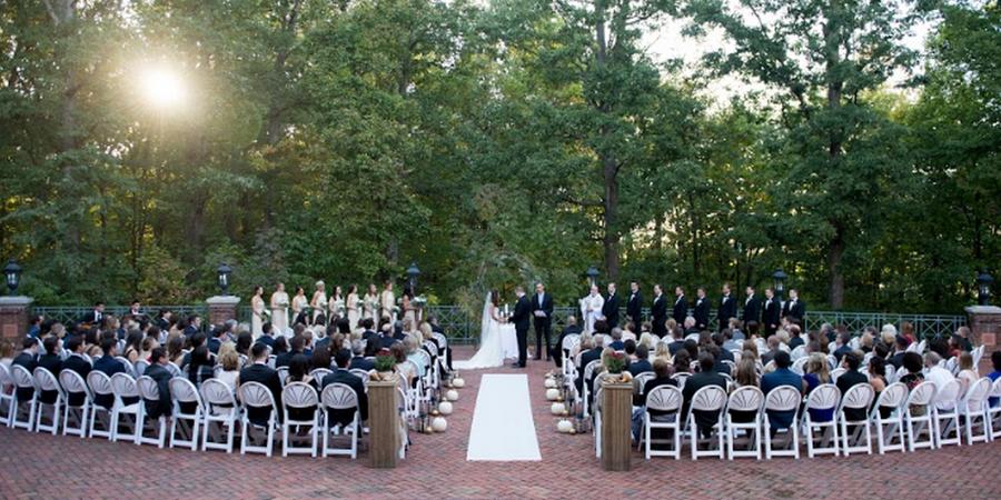 Westfields Marriott Washington Dulles wedding Northern Virginia