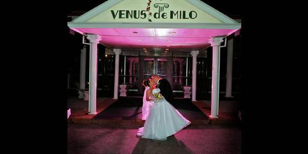 Venus de Milo Banquets and Catering wedding South Shore